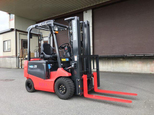 ニチユ電気リフト H30.4.11納車